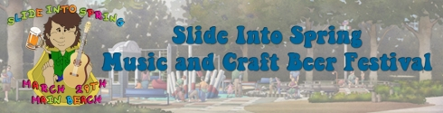 Slide into Spring Music Fest