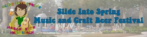 Slide into Spring Music Fest