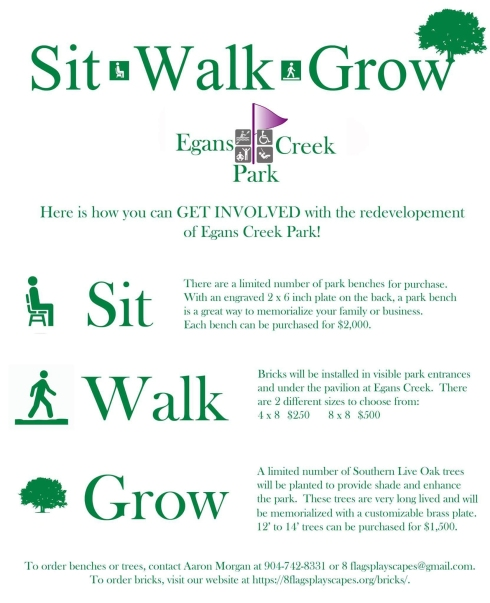 Sit Walk Grow